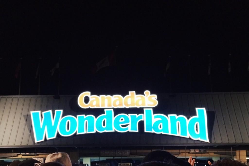 Canada's Wonderland Halloween Haunt