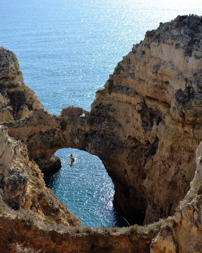 Exploring Beautiful Algarve region and Ponta da Piedade!