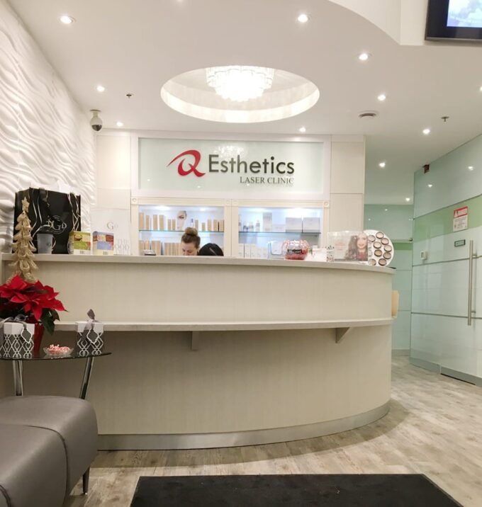 The Q Max Facial is a breakthrough non-invasive skincare treatment and shows real results in as little as an hour. I tried it and here's my experience!