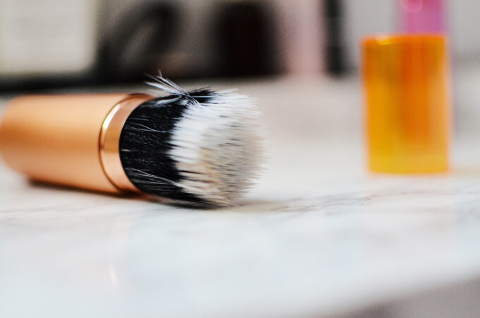 Real Techniques Retractable Bronzer Brush | Review.