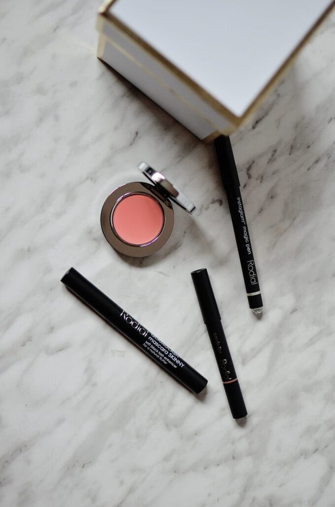 Getting to Know Rodial | Rodial Blusher in Copacabana // Rodial Suede Lips in Calabasas // Rodial Glamolash Mascara Skinny // Rodial Instaglam Magic Pen