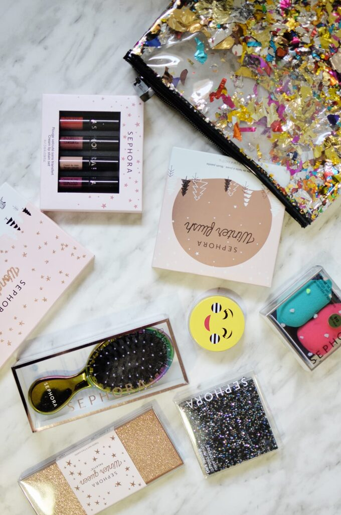 Sephora Collection Beauty Uncomplicated | Holiday Gifts Under $25.