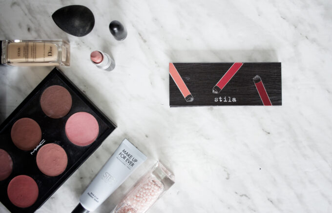 Stila Collage of Color Lip & Cheek Palette