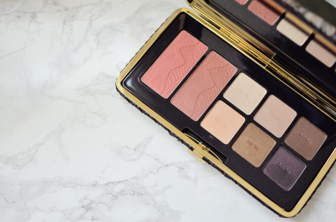 Tarte Eye & Cheek Palette | Review.