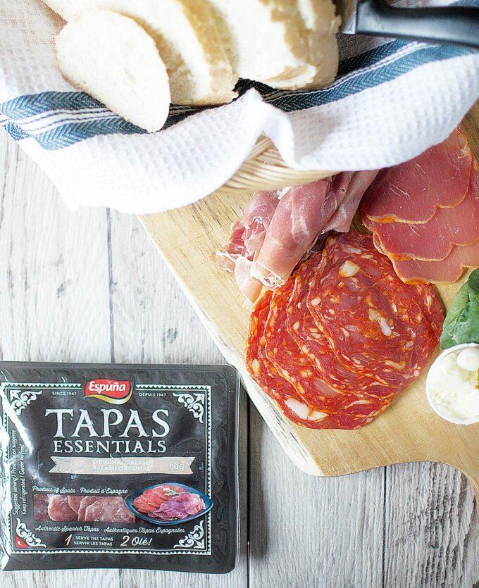 Espuña Tapas Essentials | A Taste of Spain.