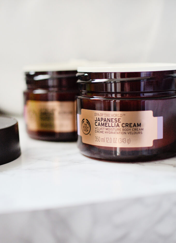The Body Shop Spa of the world Relaxing Ritual Review.