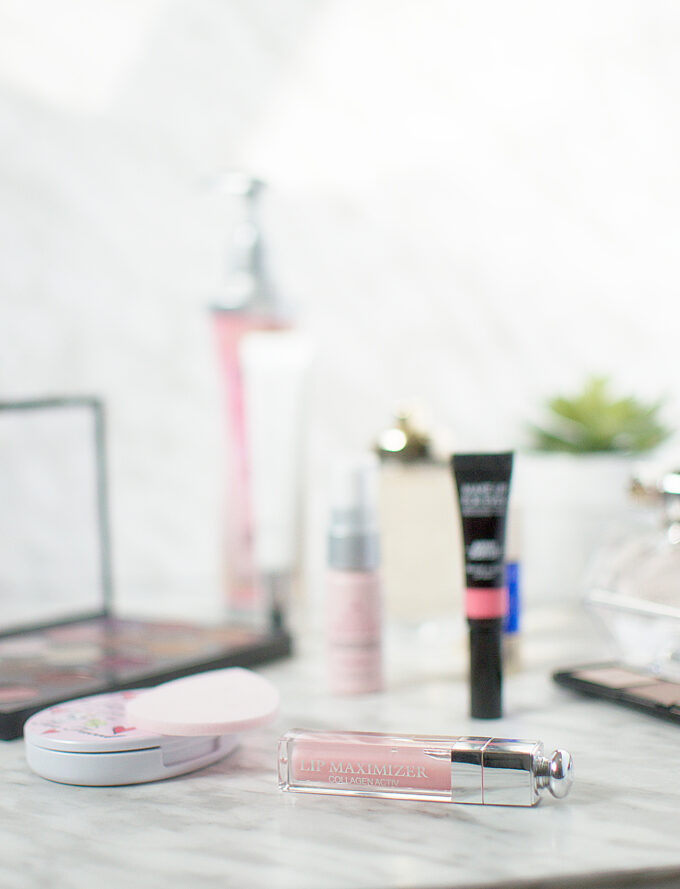 Valentine's Day | Long Lasting Makeup Menu