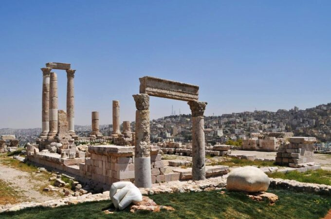 Israel to Jordan Itinerary | 2 Countries, 6 Days Itinerary.