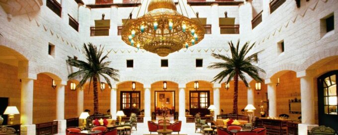 Movenpick Resort in Petra