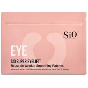 SiO Beauty Super EyeLift   Eye Anti-Wrinkle Patches 2 Week Supply