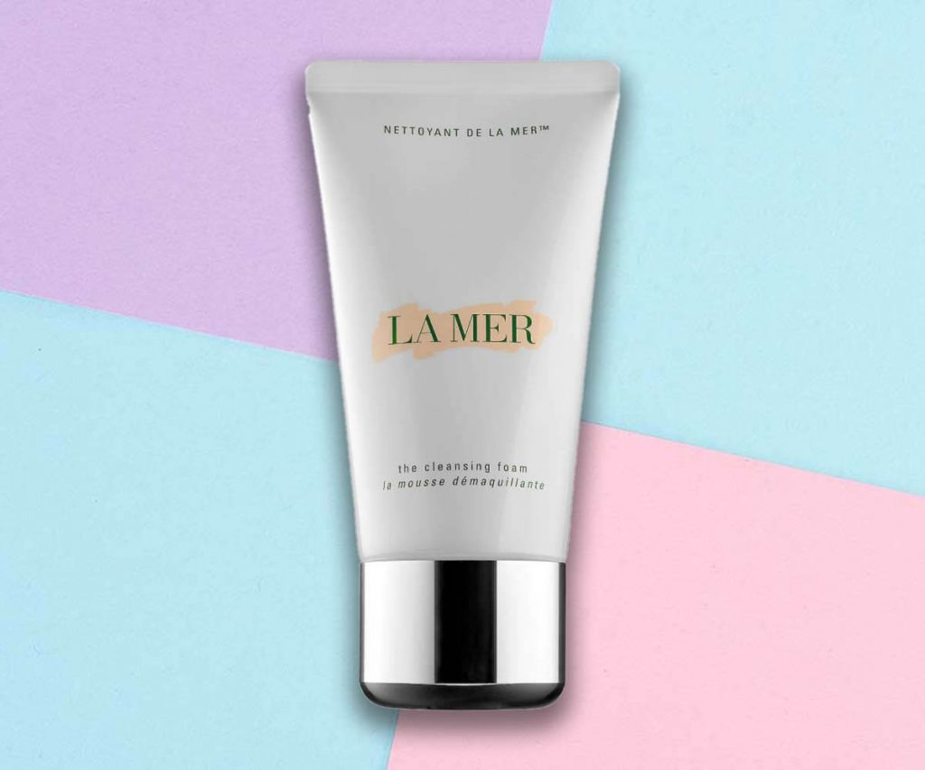 An Excellent Foam Cleanser from La Mer: The Cleansing Foam