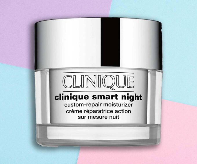 Best Anti-Aging Moisturizer: Clinique Smart Night Custom-Repair Moisturizer