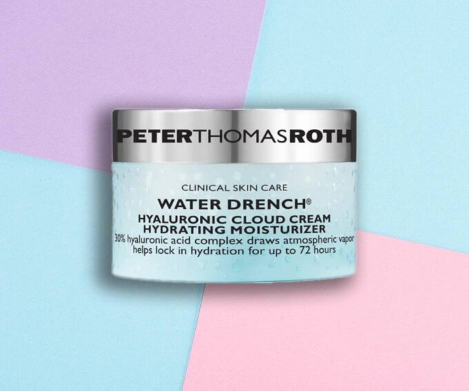 Best for Dry Skin: Peter Thomas Roth Water Drench Hyaluronic Cloud Cream Hydrating Moisturizer