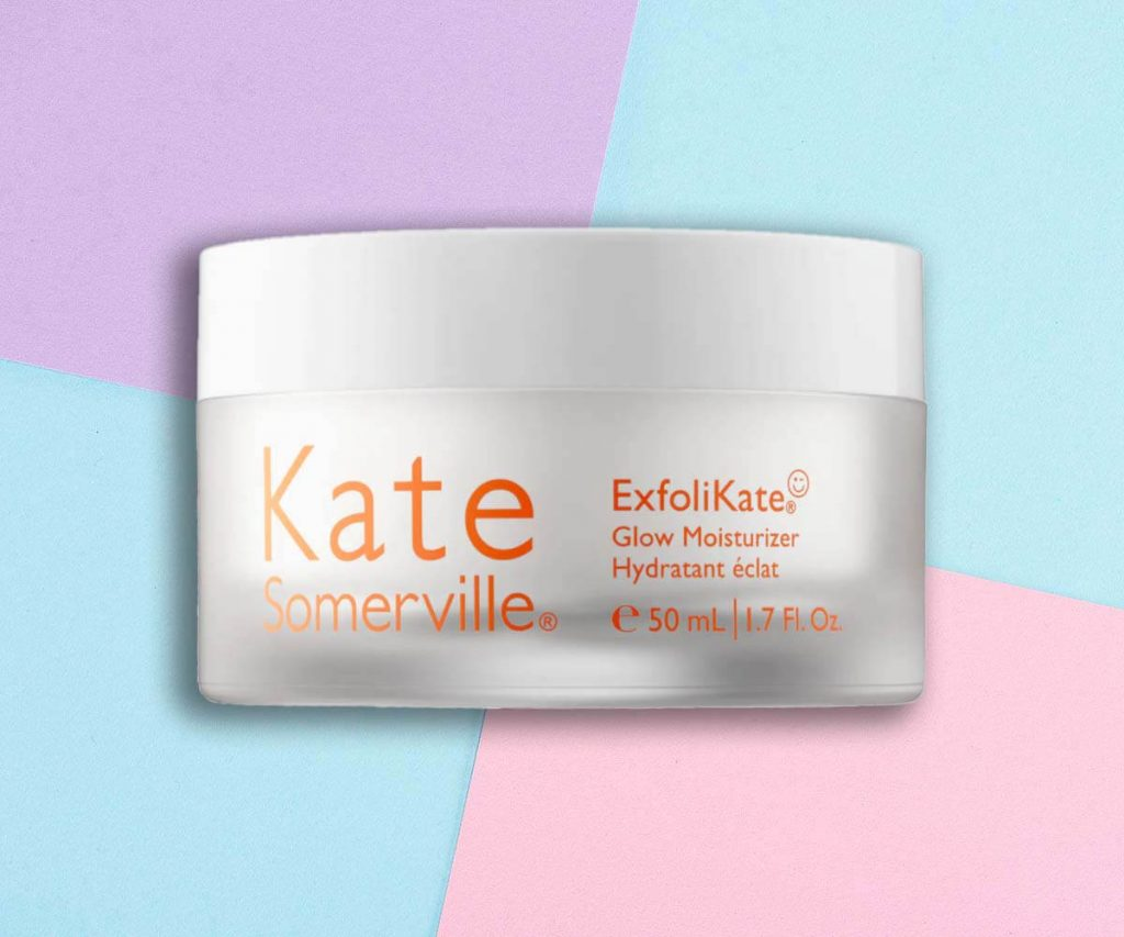 Best for Exfoliation: Kate Somerville ExfoliKate Glow Moisturizer