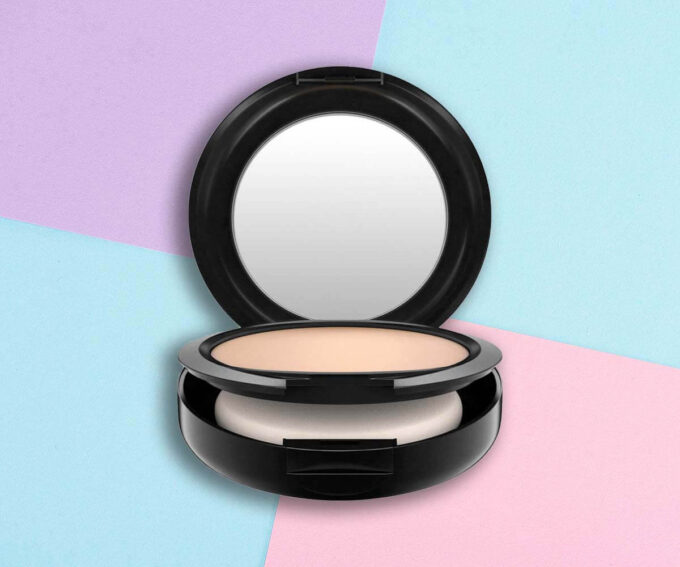 "Best for Layering: ""Studio Fix Powder Foundation"" from MAC"