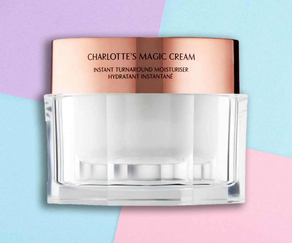 Best for Makeup Prep: Charlotte Tilbury Charlotte's Magic Cream