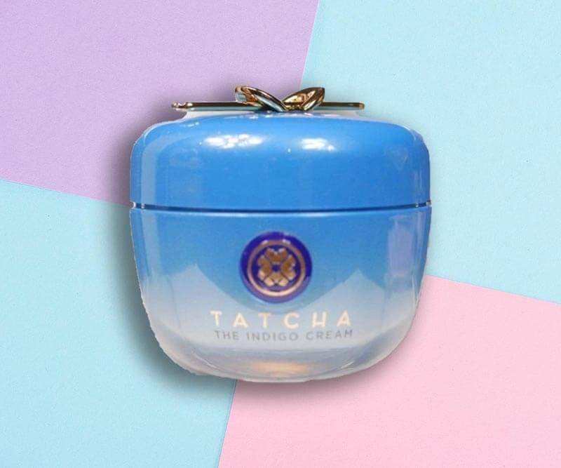 Best for Sensitive/Allergenic Skin: Tatcha The Indigo Cream