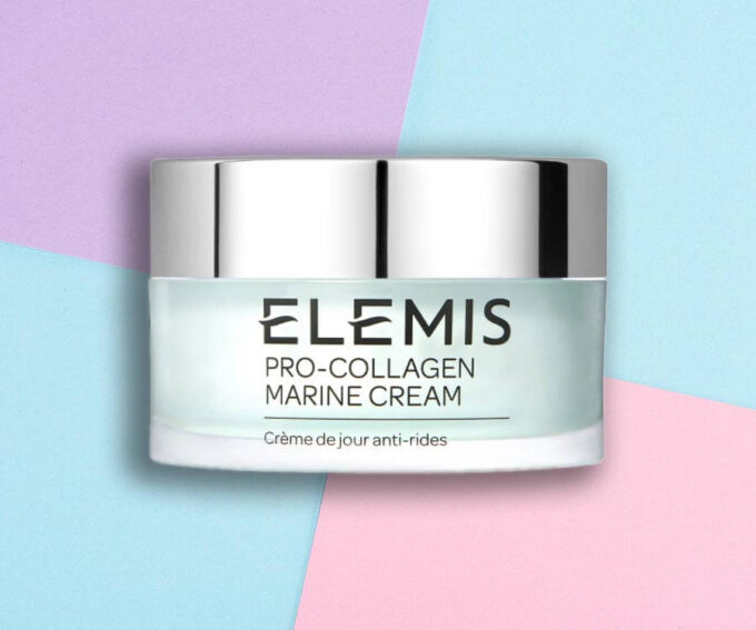 Best for Skin Elasticity Improvement: Elemis: Pro-Collagen Marine Cream