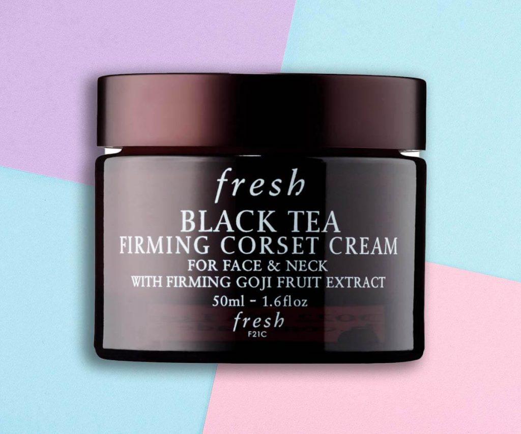 Best for Skin-Firming: Fresh – Black Tea Firming Corset Cream Moisturizer