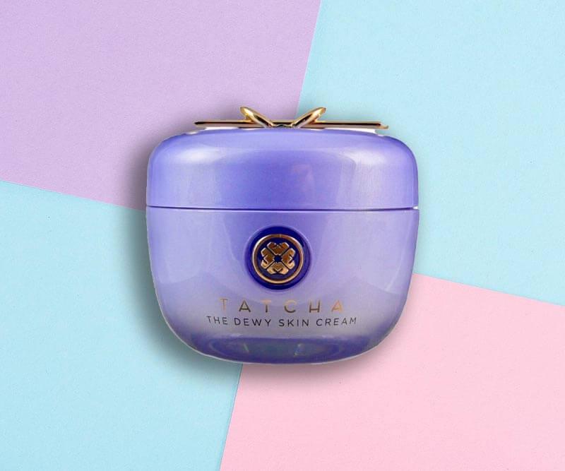 Best for Very Dry Skin: Tatcha The Dewy Skin Cream