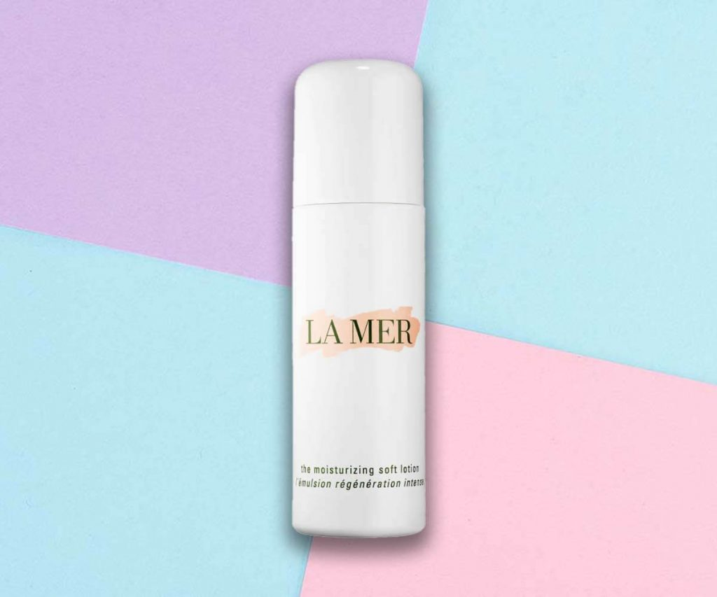 Best La Mer Moisturizer for Combination Skin: The Moisturizing Soft Lotion