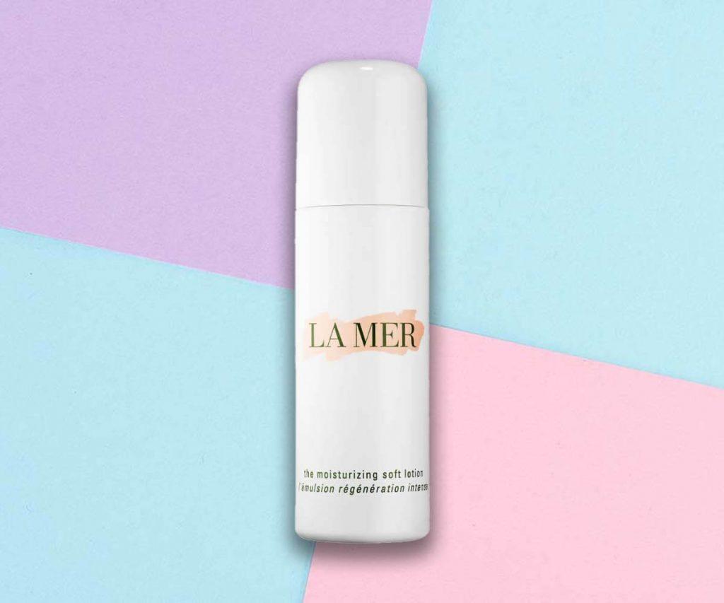 Best La Mer Moisturizer for Combination Skin: The Moisturizing Soft Lotion