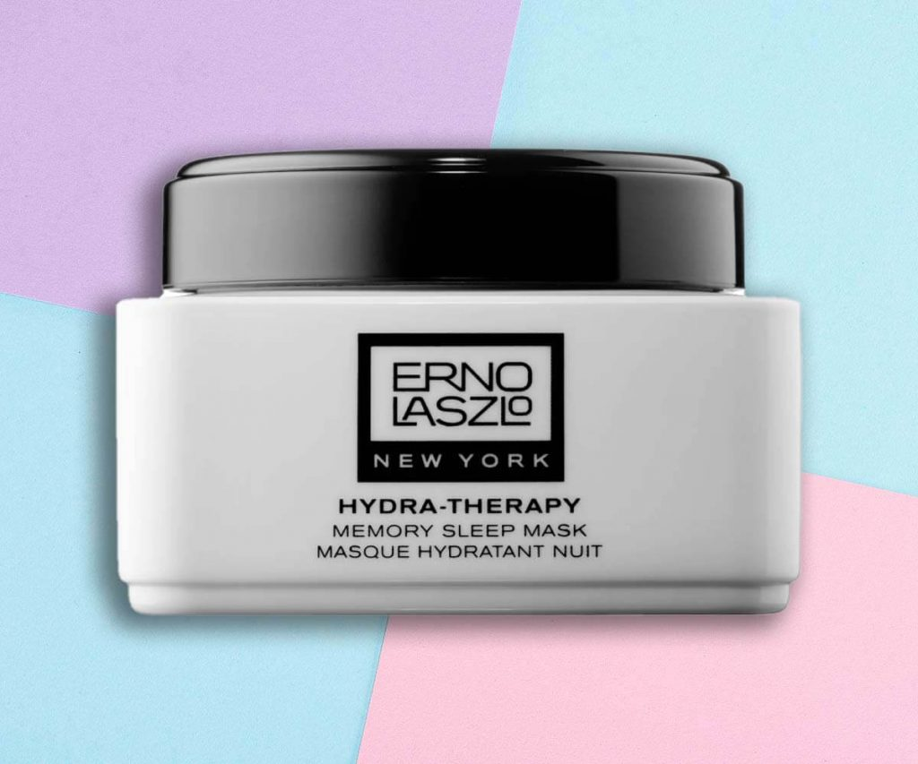 Best Nighttime Moisturizer: Erno Laszlo Hydra-Therapy Memory Sleep Mask