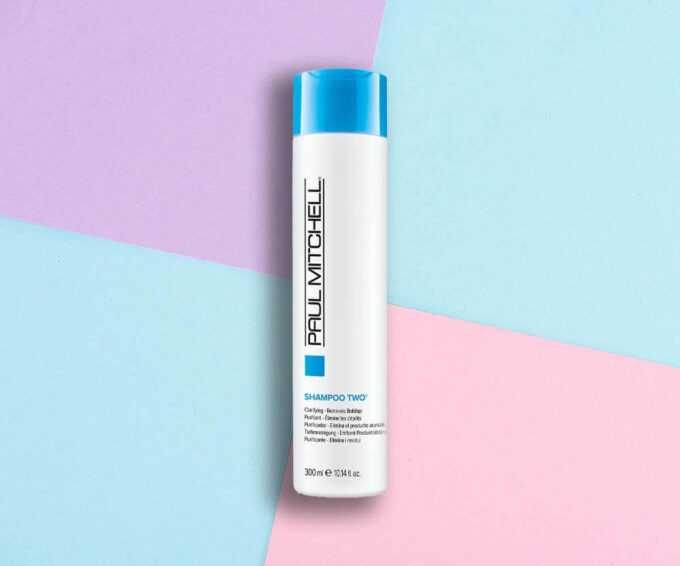 Best Shampoo at ULTA for Oily Hair: Paul Mitchell Shampoo Two