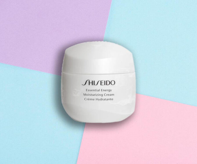 Best Ulta Cream for Sensitive Skin: Shiseido Essential Energy Moisturizing Cream
