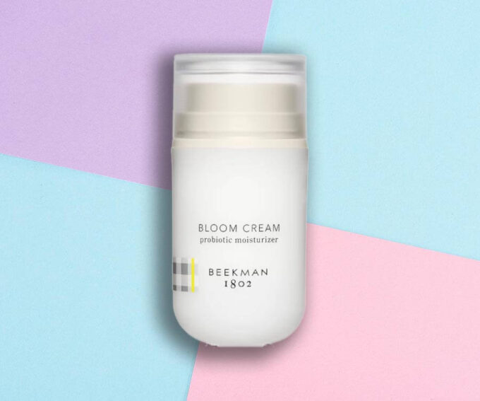 Best Ulta Moisturizer for Oily Skin: Beekman 1802 Bloom Cream Daily Probiotic Moisturizer
