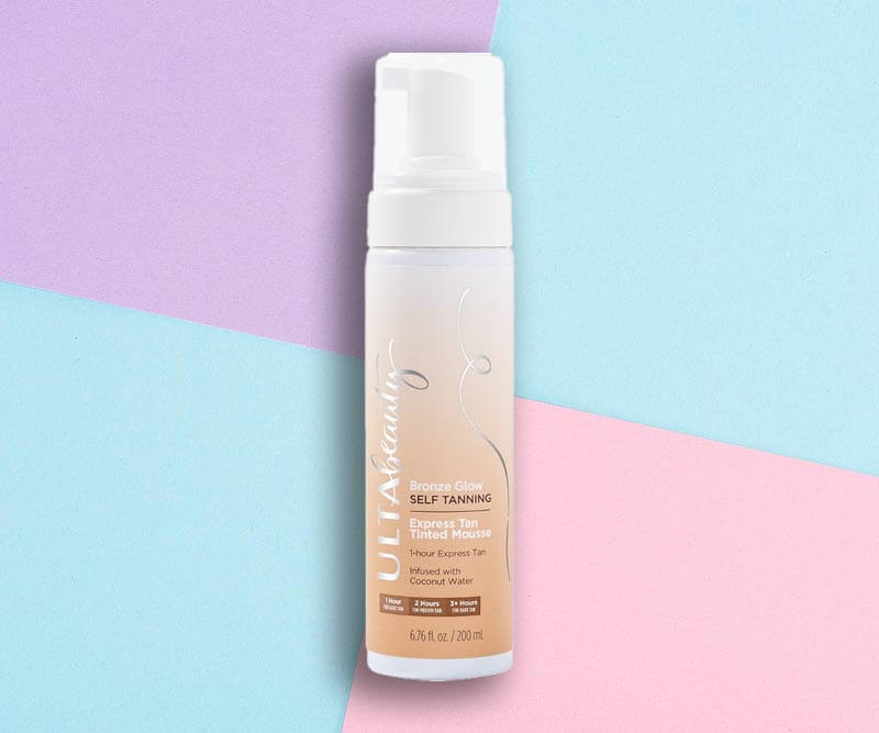 Best Value Self-Tanner: Ulta Self Tanning Express Tan Tinted Mousse