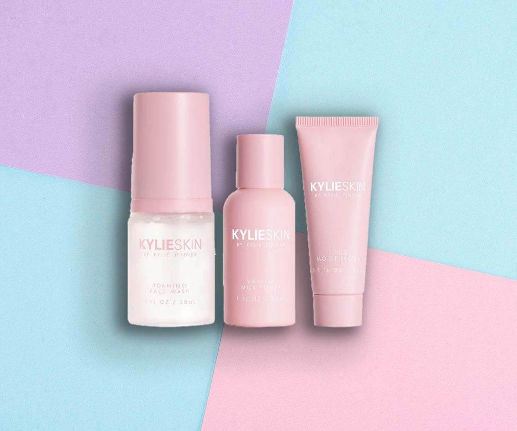 Kylie Skin 3 Step Mini Skin Care Set