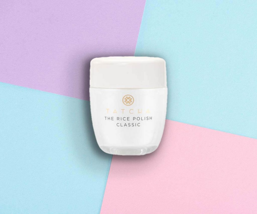 Best for Oily Skin: Tatcha The Rice Polish
